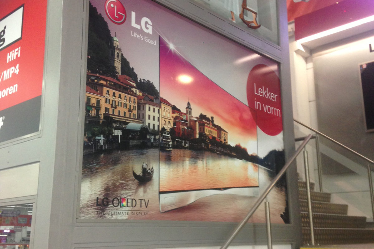 LG - Full Colour Printing